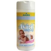 Alpa Aviril with azulene powder filling powder for children 100 g