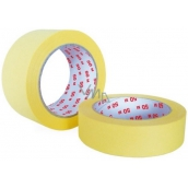 Perdix Masking tape up to 60 degrees 50 mm x 50 m crepe