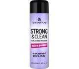Essence Strong & Clean Nail Polish Remover odlakovač na nehty 02 100 ml