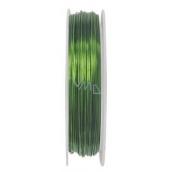 Binding wire green, 20 m