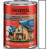Colorlak Universal SU2013 synthetic glossy top coat White 0.6 l