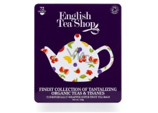 English Tea Shop Bio 72 tea teapot tea bag tea set
