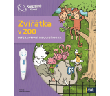 Albi Magical Reading Interactive Talking Book Animals at the Zoo