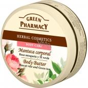 Green Pharmacy Nutmeg Rose and Green Tea Body Butter 200 ml