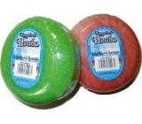 Abella Bath Sponge Cranberry 1 piece