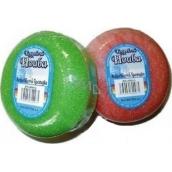 Abella Bath Sponge Cranberry 1 piece