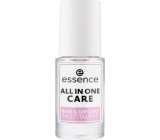 Essence All in One Care Base & Top Coat topcoat and base coat for nails 8 ml