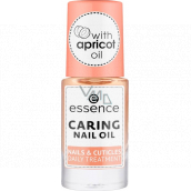 Essence Carring Nail Oil caring nail oil 8 ml