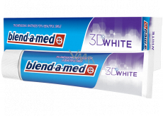 Blend-a-med 3D White whitening toothpaste 100 ml