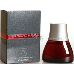 Antonio Banderas Spirit for Men toaletní voda 30 ml