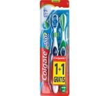 Colgate 360 ° Whole Mouth Clean Medium medium toothbrush 1 + 1 piece