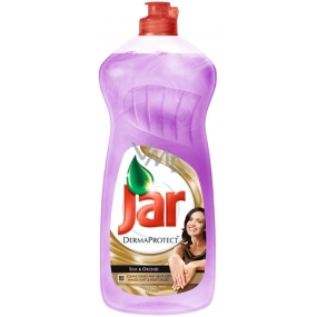Jar DermaProtect Silk & Orchid Hand dishwashing detergent 750 ml