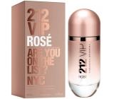 Carolina Herrera 212 VIP Rose perfume water for women 80 ml