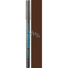 Bourjois Contour Clubbing waterproof eye pencil 57 Up And Brown 1.2 g