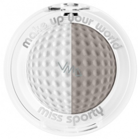 Miss Sports Studio Color Duo Eye Shadow 207 Vibrant Style 2.5 g