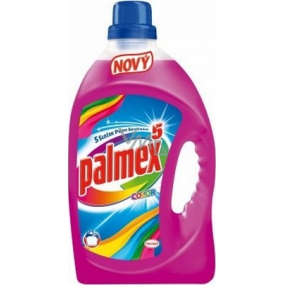 Palmex 5 Color liquid detergent 20 doses 1.46 l