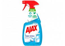 Ajax Optimal 7 Multi Action Glass cleaner spray 500 ml