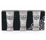 Albi My Bar Men's set of Game Over dolls 3 pieces x 35 ml