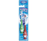 Beauty Formulas Active Penguin toothbrush for children 3-6 years 2 pieces