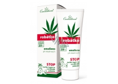 Cannaderm Robátko emoliens emollient cream for the care of sensitive skin of children and adults with manifestations of atopic eczema 75 g