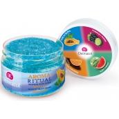 Dermacol Aroma Ritual Papaya and mint tropical body scrub 200 g