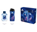 Adidas kaz.UEFA V for men EDT50ml + SG250ml 9575