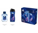 Adidas UEFA Champions League Victory Edition EdT 50 ml men's eau de toilette + 250 ml shower gel, gift set