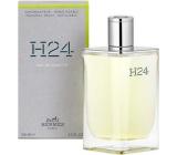 Hermes H24 eau de toilette refillable bottle for men 100 ml