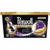 Perwoll Renew & Care Caps capsules for washing black clothes 10 doses 145 g