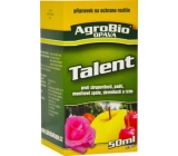 AgroBio Talent product against mold, mildew, scab, spots and rust for plant protection 10 ml