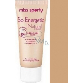 Miss Sports So Energetic Radiance Makeup 02 Medium 30 ml