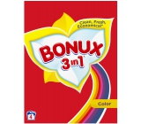 Bonux Color 3v1 prací prášek na barevné prádlo 4 dávky 280 g