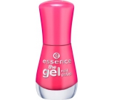 Essence Gel Nail lak na nehty 90 Hot Red Chili 8 ml