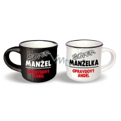 Pair Mini Cups UNI NPH 005 Super Spouse / Super Woman