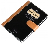 Neutro League of Real Gentlemen Luxury Notebook Genuine GENTLEMAN - distinctive, intelligent, strong and stylish