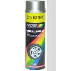 Motip Wheel Spray 04007C silver acrylic paint for wheel rims 500 ml