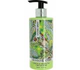 Vivian Gray Aroma Selection Lemon & Green Tea luxury liquid soap with a 400 ml dispenser