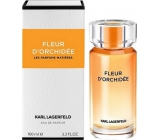Karl Lagerfeld Fleur d´Orchidee Eau de Parfum for Women 100 ml