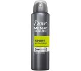 Dove Men + Care Sport Active + Fresh antiperspirant deodorant spray for men 150 ml