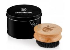 Angry Beards Safe wooden beard brush