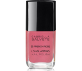 Gabriella Salvete Longlasting Enamel nail polish 35 French Rose 11 ml