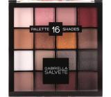 Gabriella Salvete Eyeshadow Palette Palette 16 Eyeshadow 02 Pink 20.8 g