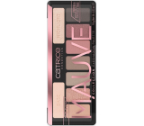 Catrice The Nude Mauve Collection Eyeshadow Palette 010 Glorious Rose 9.5 g