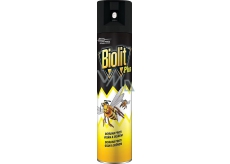 Biolit Plus 007 protection against wasps and hornets spray 400 ml