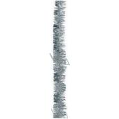 Christmas chain, silver length 200 cm