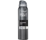 Dove Men + Care Invisible Dry 48h antiperspirant deodorant spray for men 150 ml