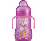 Mam Trainer drinking practice bottle with soft drink and ears various motifs and colors 4 + months 220 ml