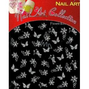 Absolute Cosmetics Nail Art self-adhesive 3D nail stickers GS46 1 sheet