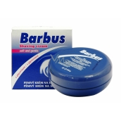 Barbus with glycerine Foam shaving cream in a crucible 150 g