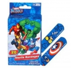 Marvel Heroes sterile plasters for children 20 pieces